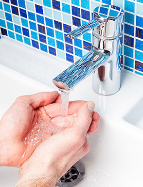 Catheterisation hygiene rules