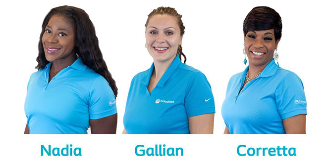 Coloplast Canada team